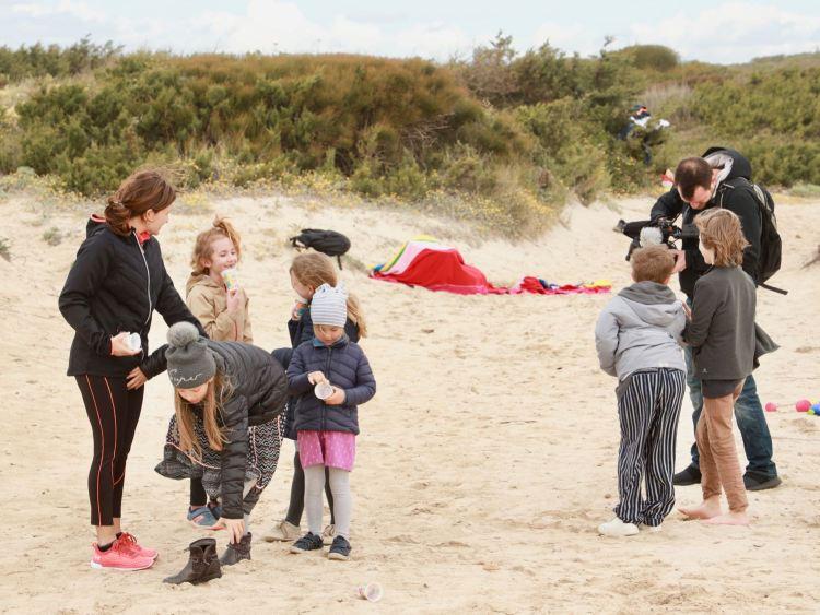 """Am Strand """"Playa Es Trenc"""": Ein Blick hinter die Dünen und hinter die Kulissen"""