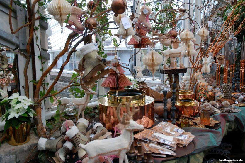 Adventsmarkt Königliche Gartenakademie