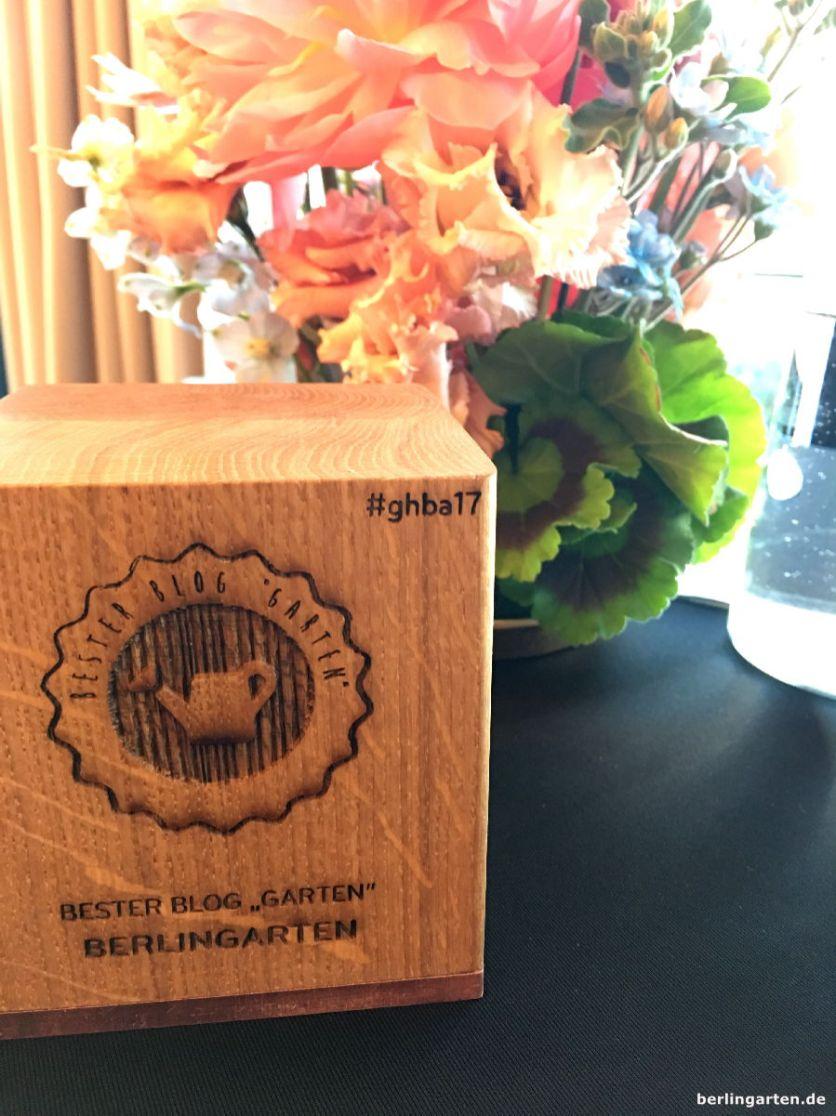 Award für berlingarten