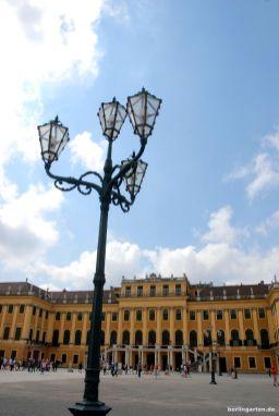 Ein Ausflug nach Schönbrunn ist obligatorisch
