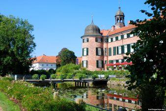 Das Barockschloss Eutin beherbergt ein Museum