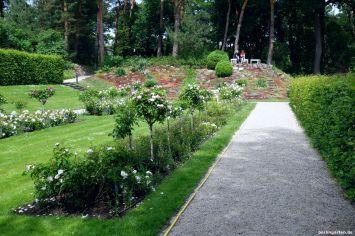 Fränkel Alpinum Rosengarten