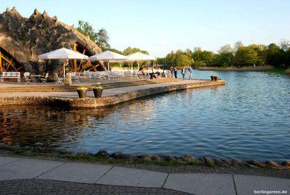 Heißer Tipp - abends in den Britzer Garten kommen