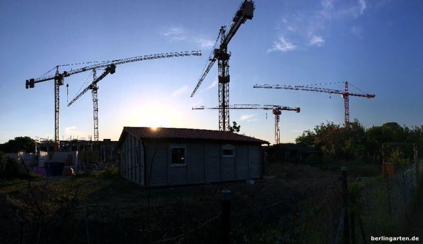 Künftiges Vereinsheim