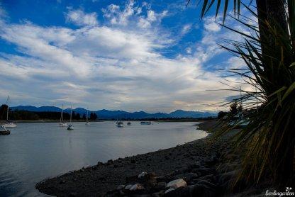 Mapua, mein Traum, Eingangsort zur Tasman Bay im Norden der Südinsel