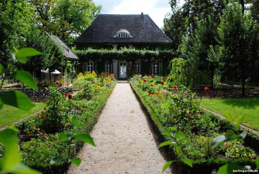 Nutzgarten Villa Liebermann