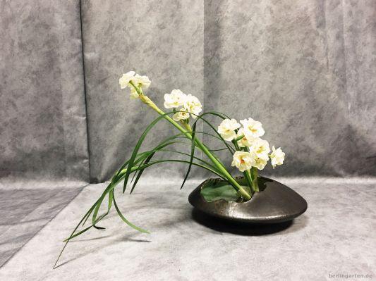 Ikebana: Hier wird der Raum attraktiv genutzt