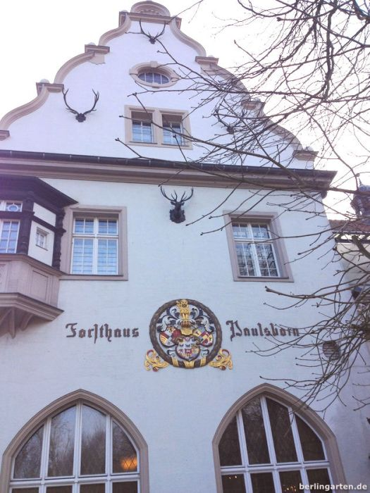 Forsthaus Paulsborn