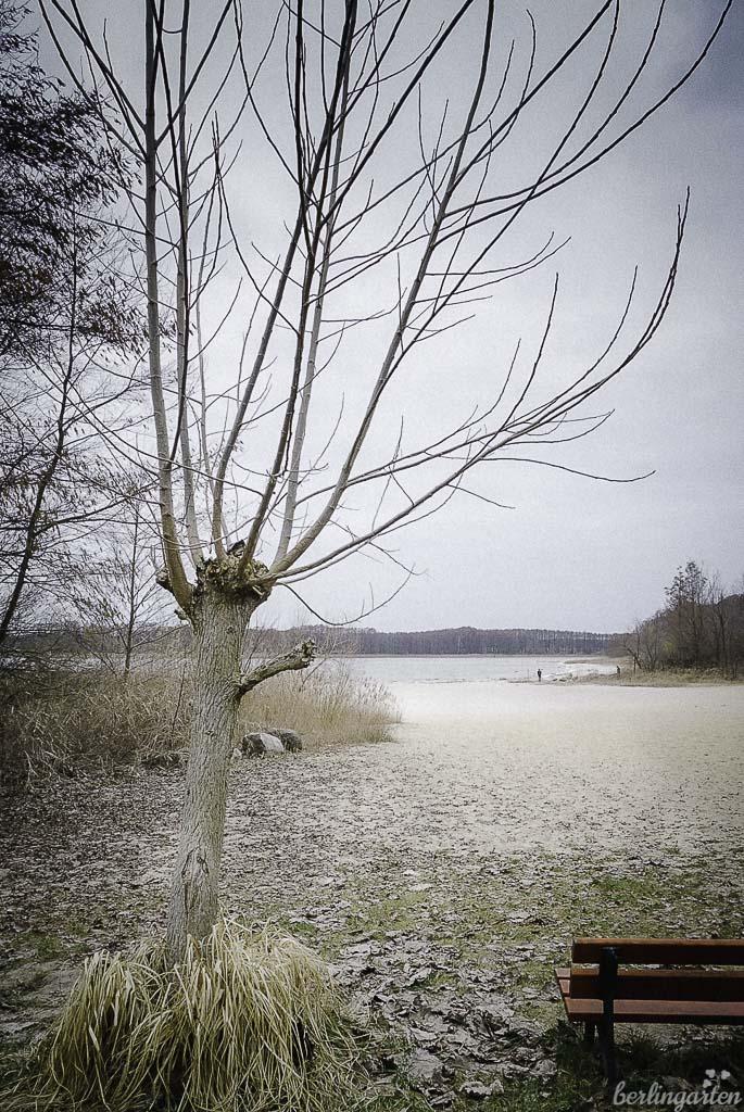 Badestellen Brandenburg: Strandbad Kähnsdorf am Seddiner See