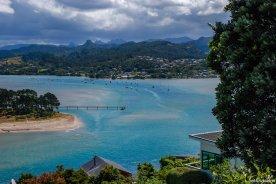 Tairua ist der Eingang zur Coromandel Peninsula im Nordosten der Nordinsel. Dieser Ort wäre für mich das Aussteigerparadies