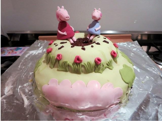 Fantakuchen als Tassenkuchen für die Geburtstagsparty