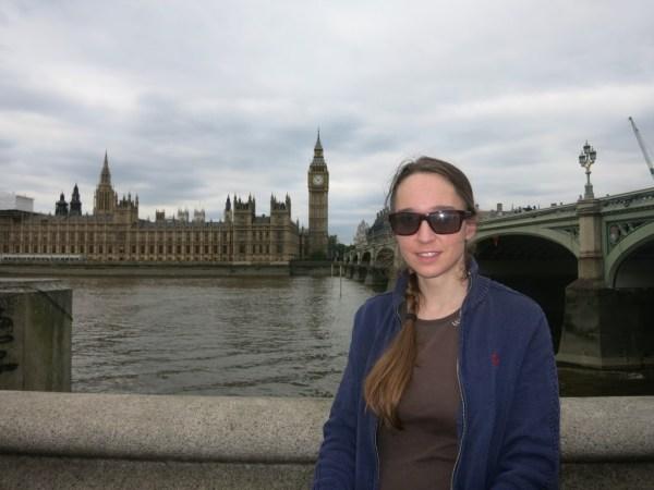 Westminster Bridge und Big Ben