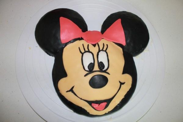 Minimaus-Fanta-Torte