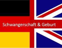 schwangerschaftsvergleich zwischen Deutschland und England