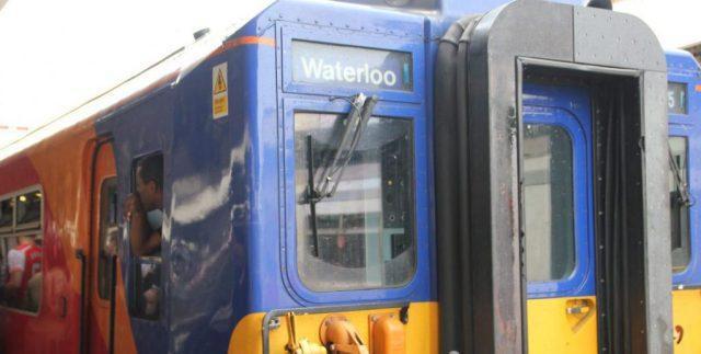 Zug in London