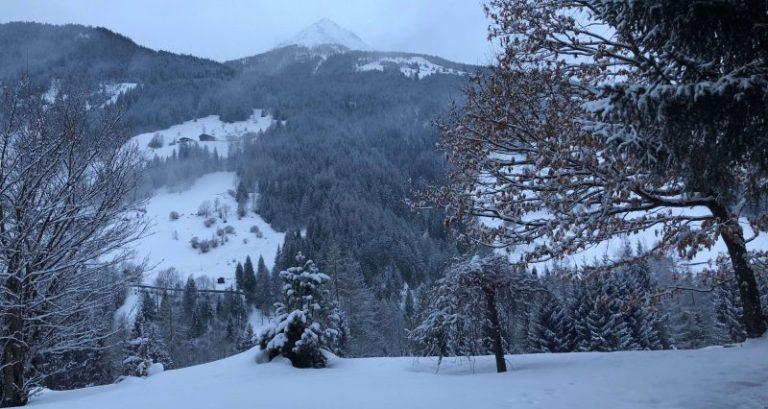 schnee in döllach