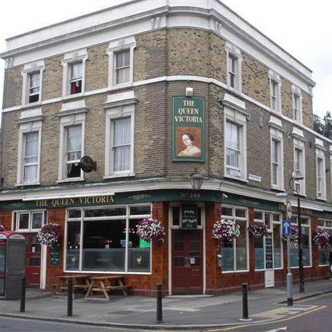 The Queen Victoria Pub Bermondsey