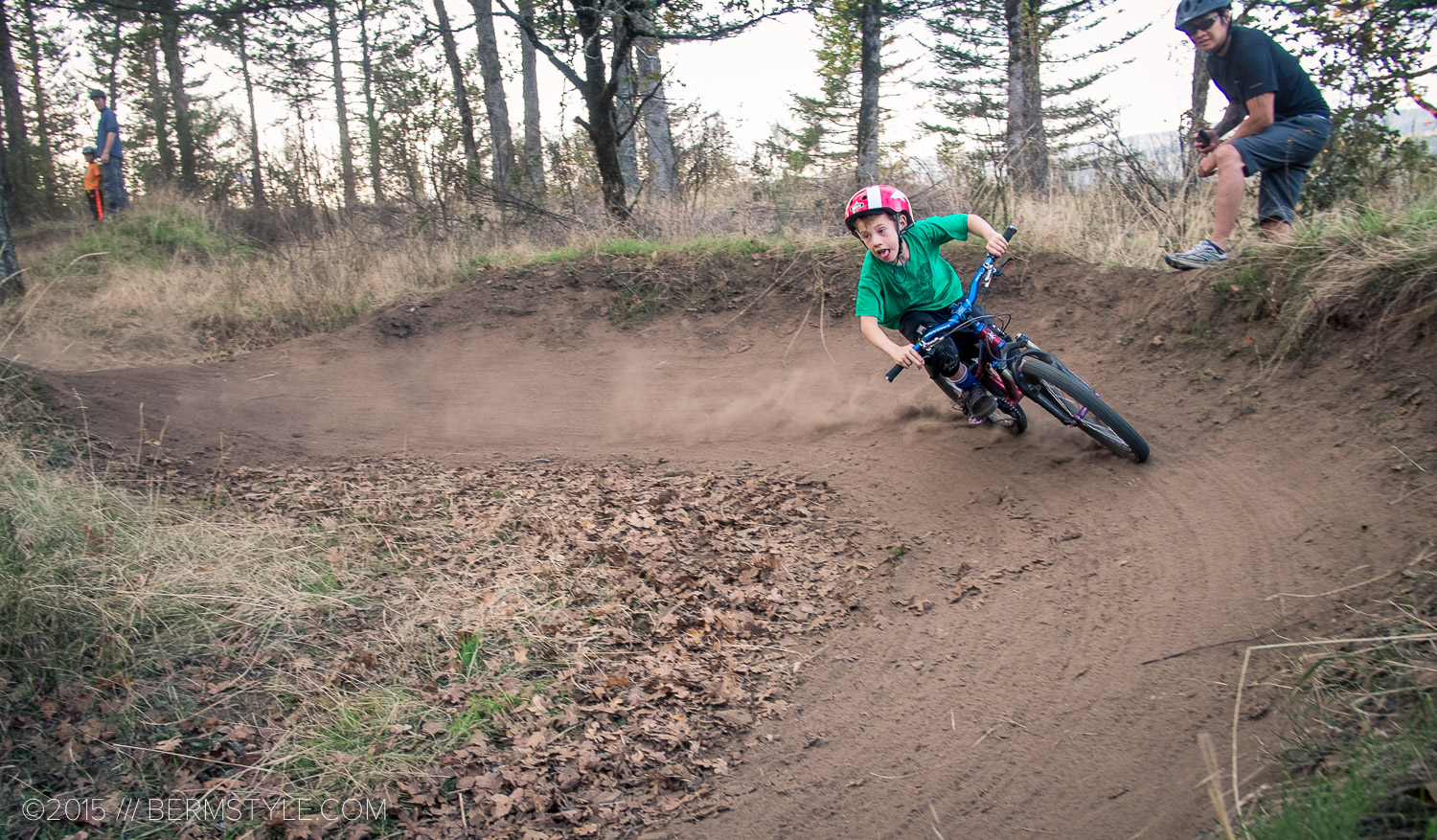 Image result for kids mountain biking