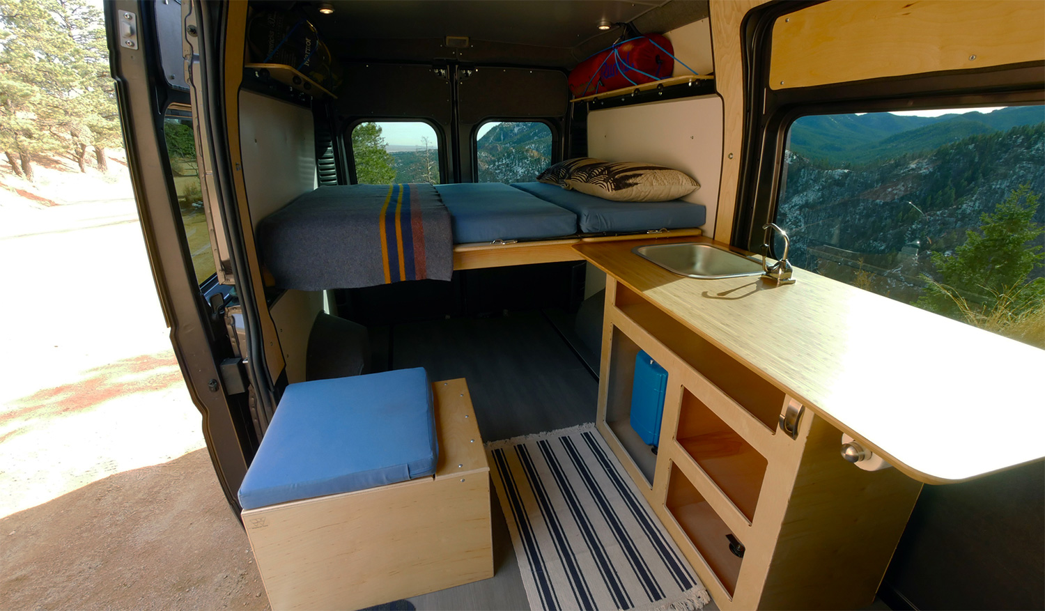 Ram Promaster City Conversion Kits Camper