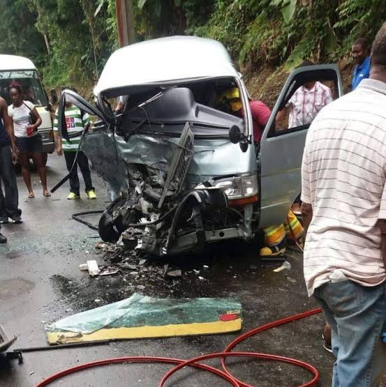 BHB: Road Traffic Accidents Land 115 in KEMH Emergency Department in ...