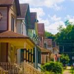 photo of neighborhood of houses