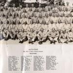 2nd Platoon Trainees, Camp Lee, VA June 1942