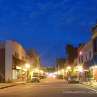Main Street at Twilight