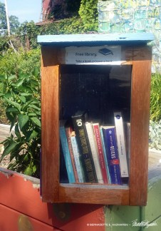 Little Free Library.