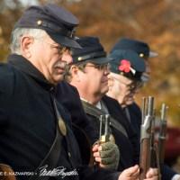 Veterans Day Flag Pole Dedication Ceremony