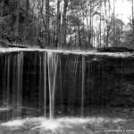 Settler's Cabin Park Waterfall