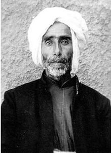 Mahabad Cumhuriyeti'nin başbakanı Hacı Baba Şeyh kimdir