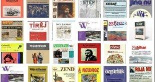 Dîroka Rojnamegeriya Kurdî