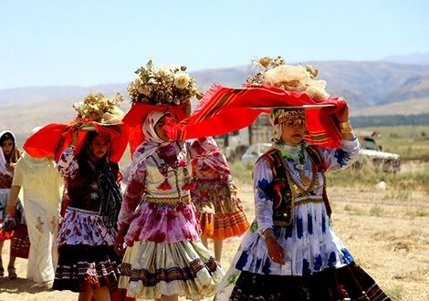 Horasan Kürtleri dil kültür edebiyat tarih