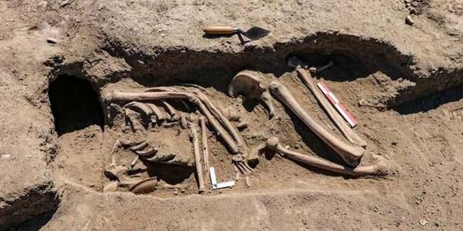 Van'da Urartu Aristokratlarına ait Mezarlık