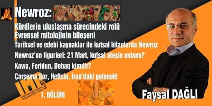 Tarihin şenliği Newroz