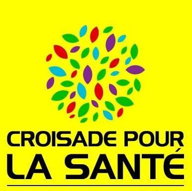 Logo Croisade pour la santé