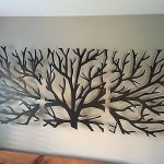 2020 Latest 3d Metal Wall Art