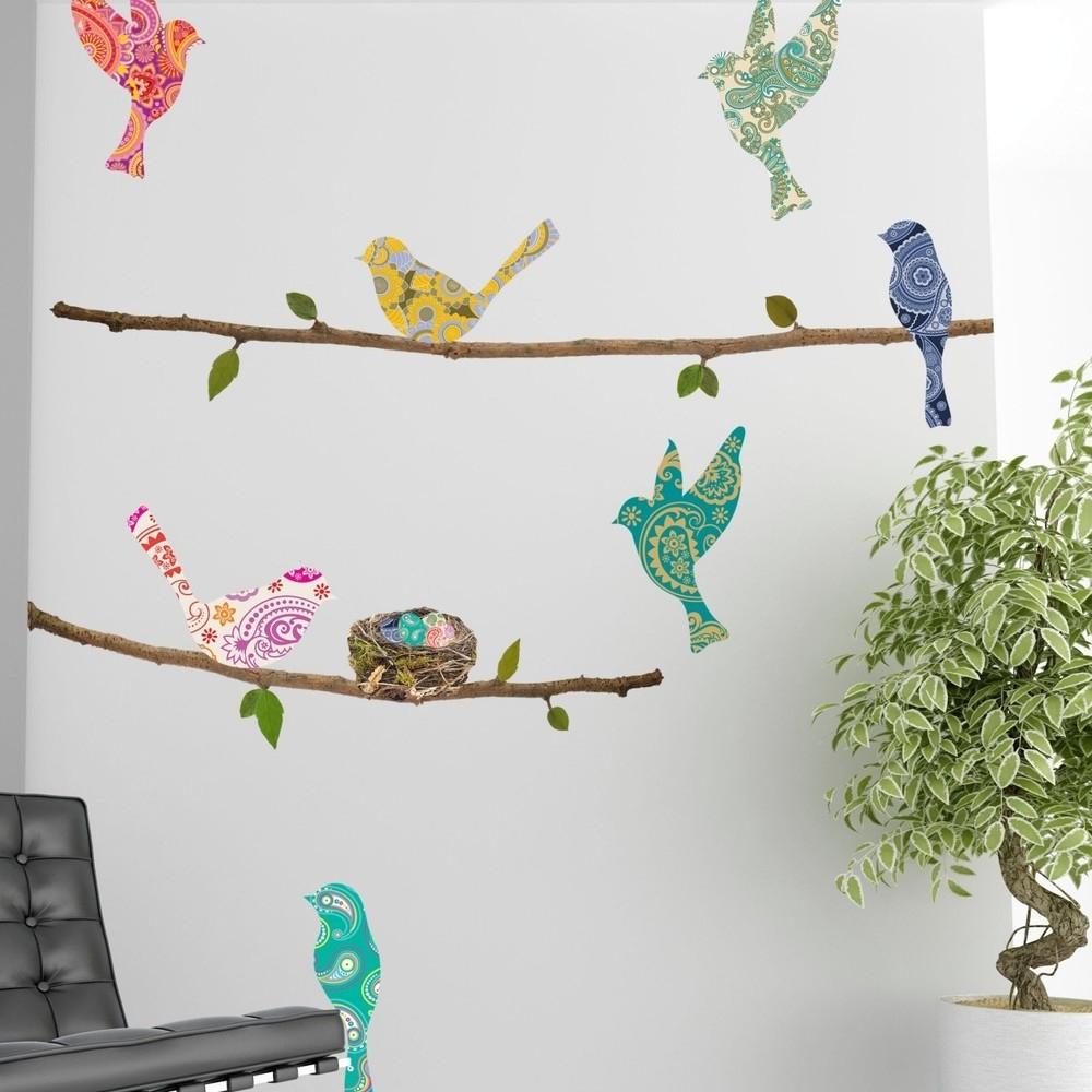 2019 Latest Target Bird Wall Decor