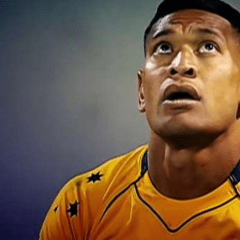 What really saved Israel Folau