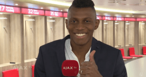Mateo Casierra, attaccante dell'Ajax
