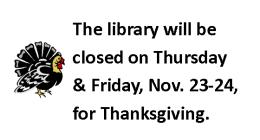 Closing Thanksgiving