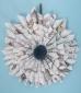 paper wreath, LS