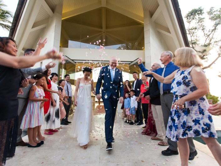 Wedding of Scott & Grace in Bali