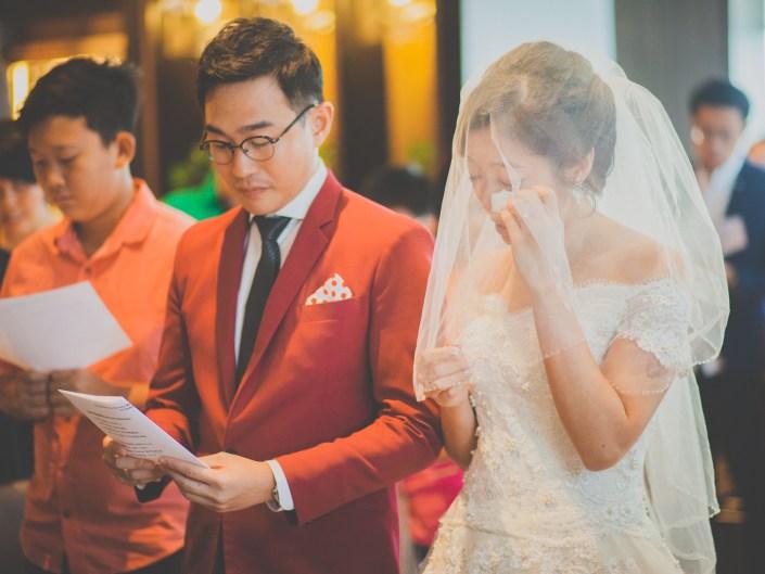 Wedding of Stephen & Grace