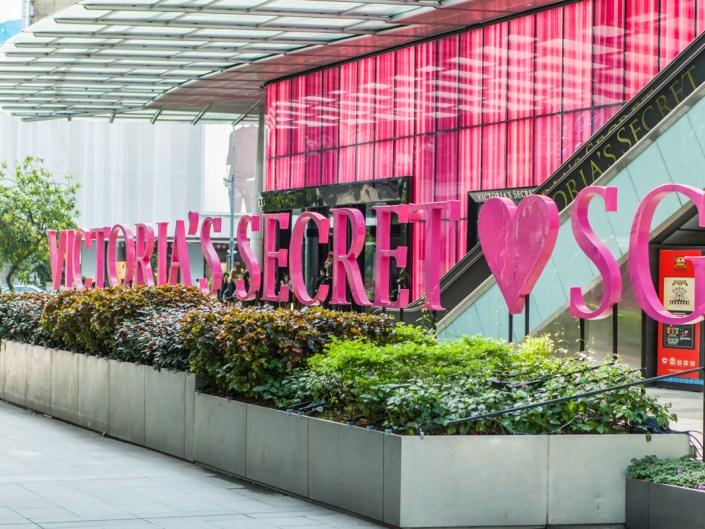 Victoria Secret Grand Opening