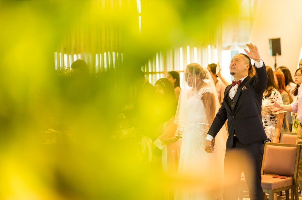 Wedding of Philo & Yann