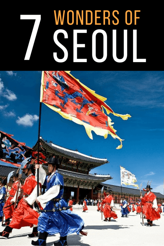 The 7 Wonders of Seoul
