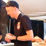 Biwak 2017: Spanferkel-Versorgung gesichert