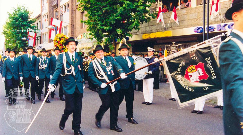 Dienstagsparade 2003
