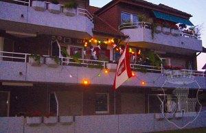 Zu Recht unangefochtener Sieger im Balkonwettbewerb!